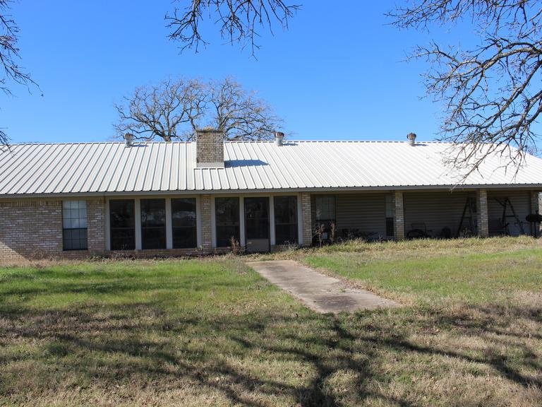 Farm House + 6.62 Acres